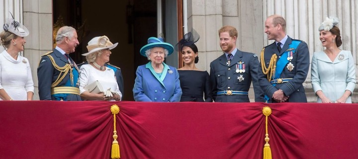 How the royals get their money?