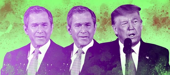 Similiarities between Trump and Bush