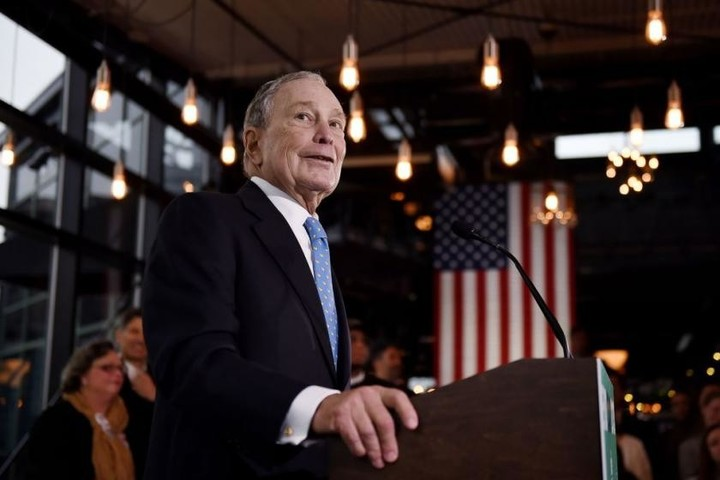 8 mayors have endorsed Bloomberg-all of them benefited from his grants