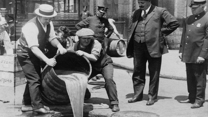 Have we learned the lessons of Prohibition?