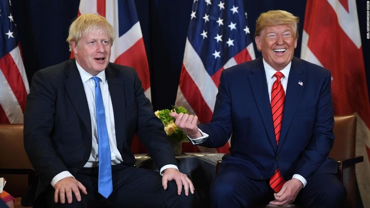 Why is Boris Johnson trying to avoid one-on-one meeting with Trump?