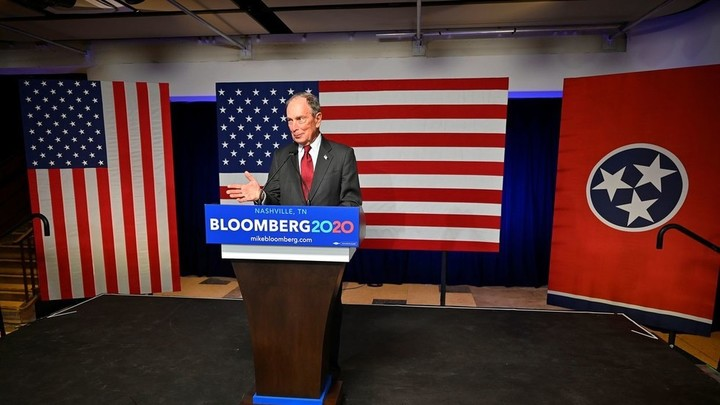 Bloomberg- a dream candidate to beat Trump?