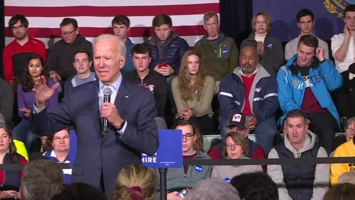 Biden would nominate Obama to Supreme Court
