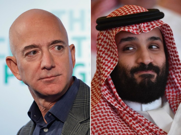 Why was Jeff Bezos's phone hacked by Saudi crown prince?