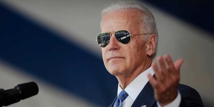 Biden mocks Trump: We need a leader the world respects