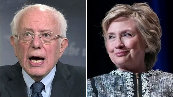 Clinton allies named to key Dem conventions-not good for Sanders