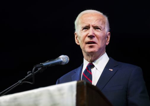 Biden against marijuana legalization