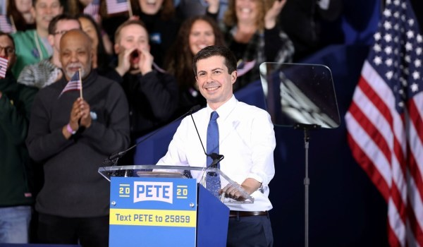 Buttigieg now taking the most heat from other contenders