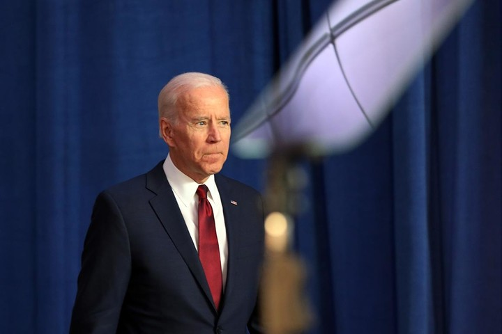 Bernie is a growing threat to Biden