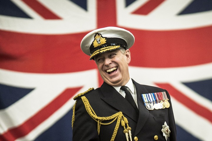 Prince Andrew refuses promotion to Admiral