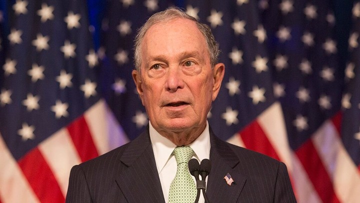 Bloomberg exploited prisoners to make phone calls on behalf of his campaign