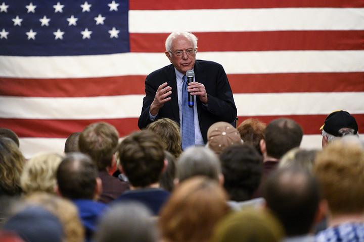 Sanders camp distributed anti-Warren script