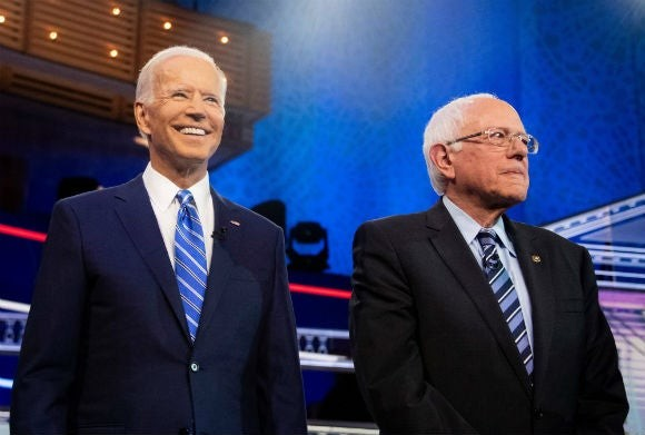 Biden and Sanders leading the race: Who wins?