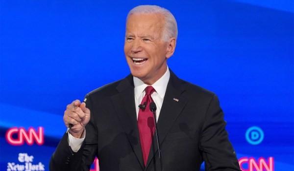 Joe Biden still hanging in