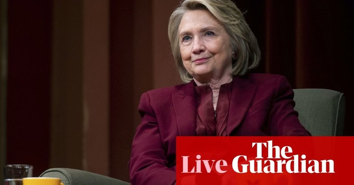 Hillary Clinton: Tulsi Gabbard is the favorite of the Russians