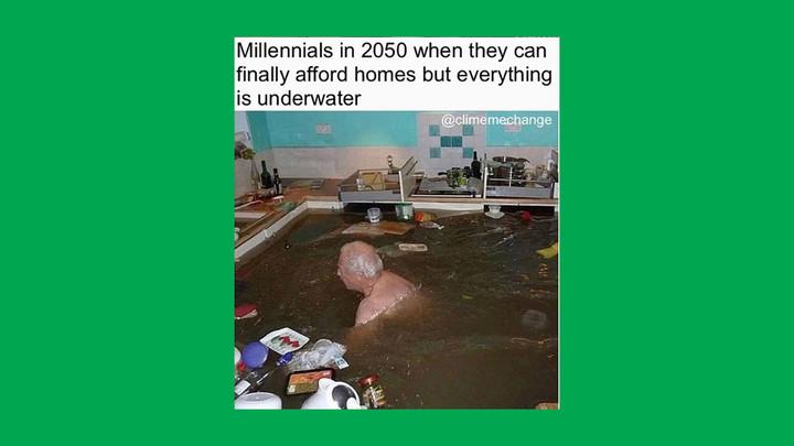 Millennials in 2050