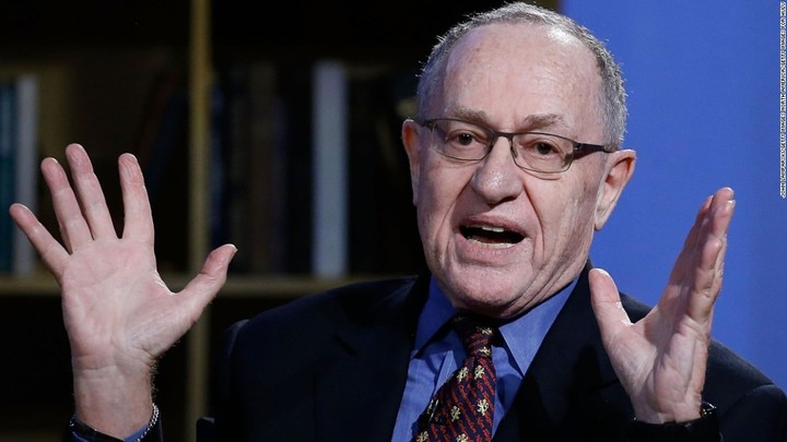 Dershowitz: Warren does not understand the law