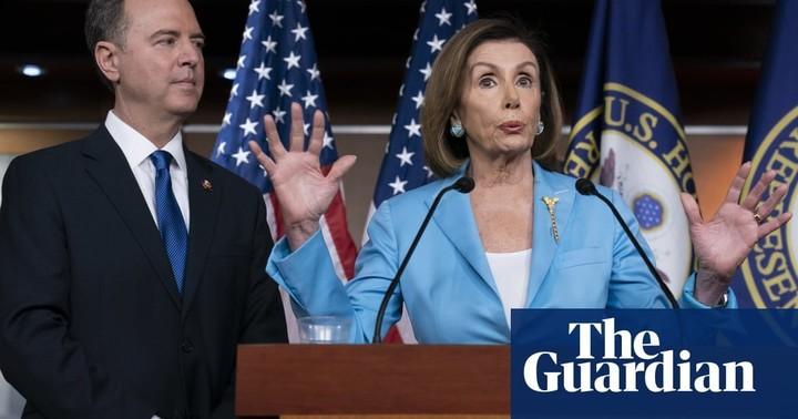 Pelosi and Schiff: Impeachment inquiry continues