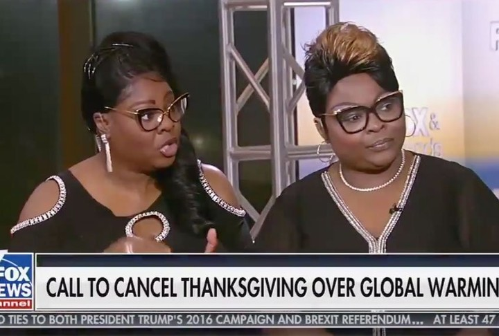 Alleged war on Thanksgiving over global warming?