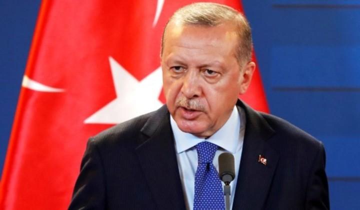 Erdogan launches Turkish offensive into Syria