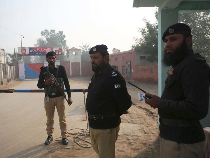 Pakistan sentences university professor to death for blasphemy