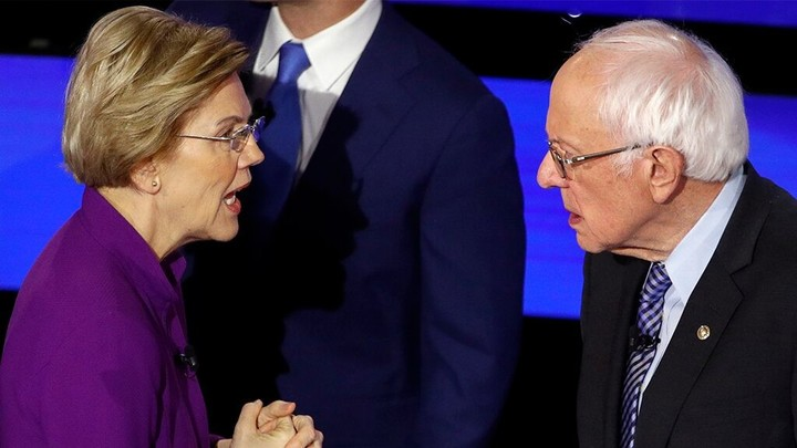 Americans will never vote for Warren and Bernie?