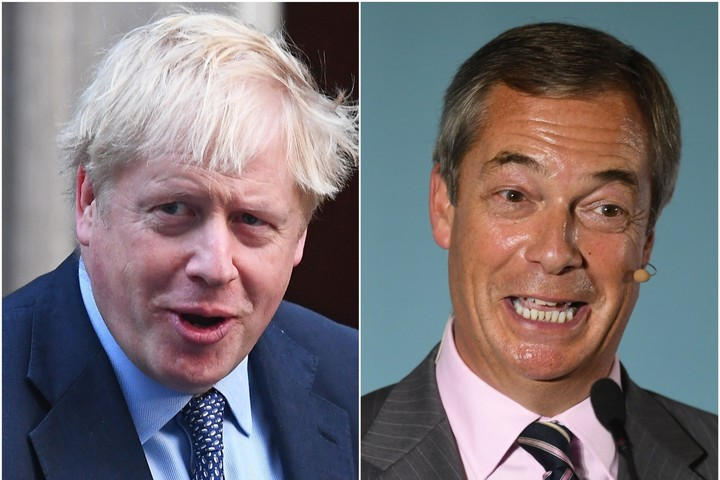 Trump: Johnson and Farage would form unstoppable force