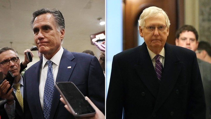 McConnell vs Romney. Who wins?