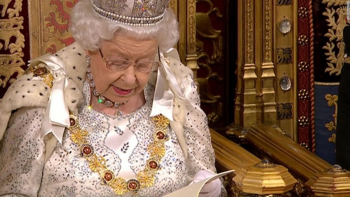Queen promises Brexit in her speech