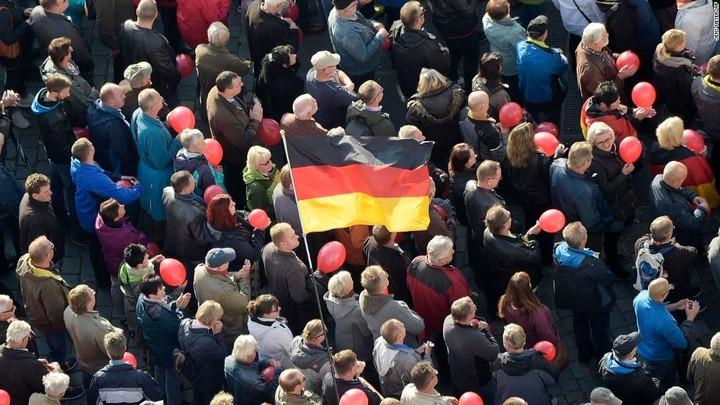 Nazi emergency declared in Dresden