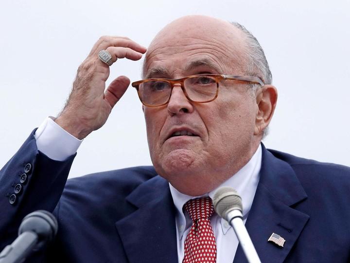 Giuliani says he is more of a Jew than Soros