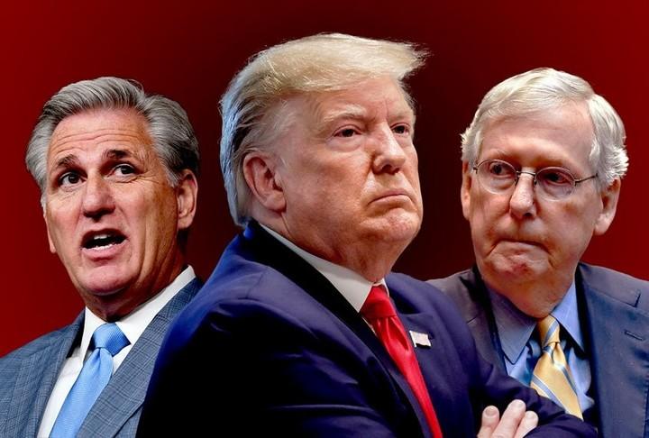 Republicans should finally dump Trump