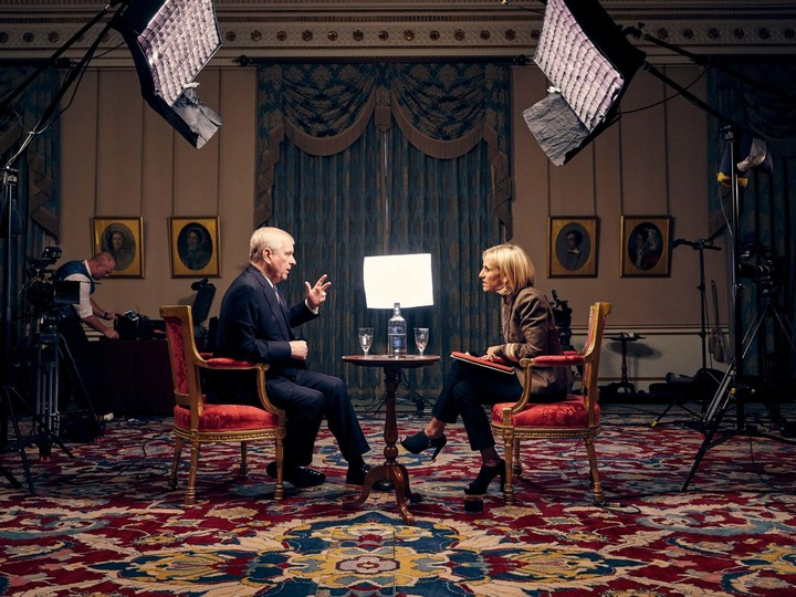 """Prince Andrew: BBC interview was a """"great success"""""""
