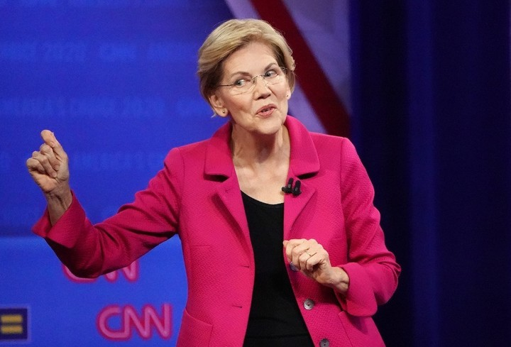Warren was sexually harassed by her former mentor