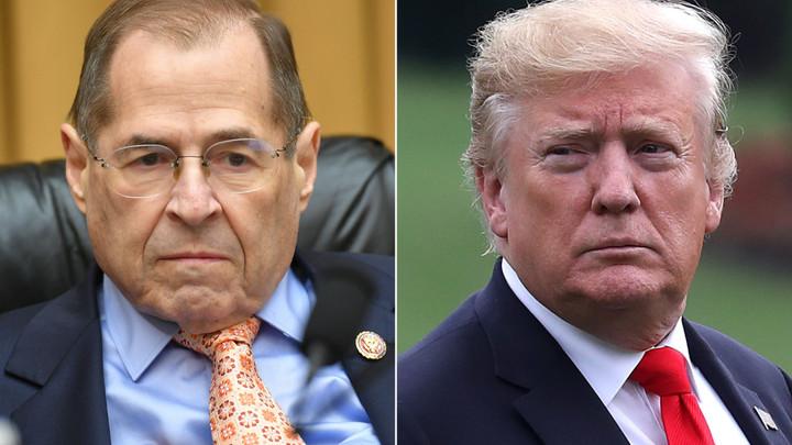 Trump will not participate in the impeachment hearing