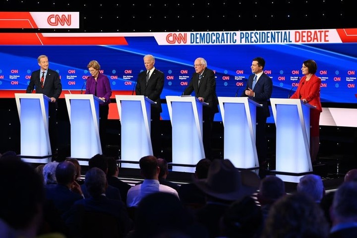 Who do we pick among Democratic candidates?