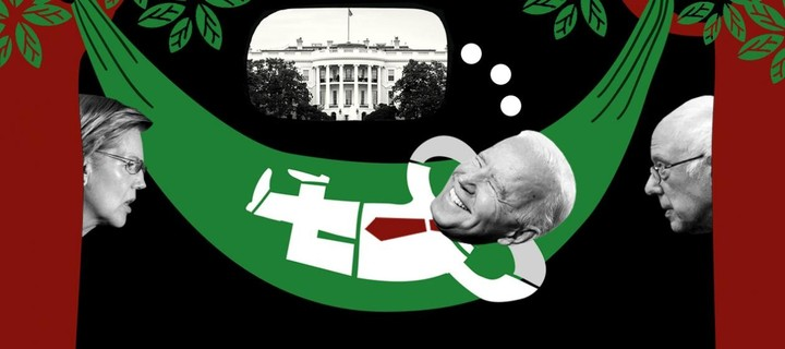 Biden's days of free ride are over. He is now being questioned