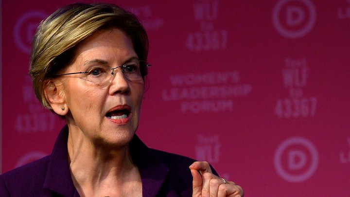 Warren. Bloomberg has to answer for alleged sexist remarks