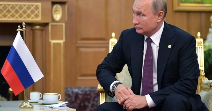 Putin now hopes for peace in Ukraine
