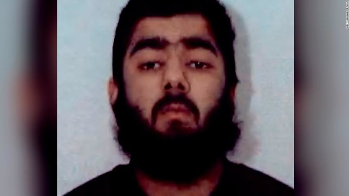 Usman Khan, London Bridge stabbing suspect