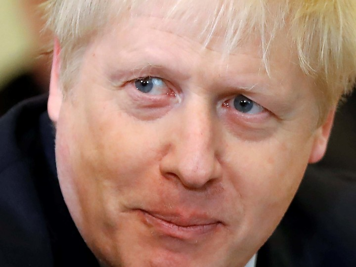 Johnson compares Corbyn to Stalin