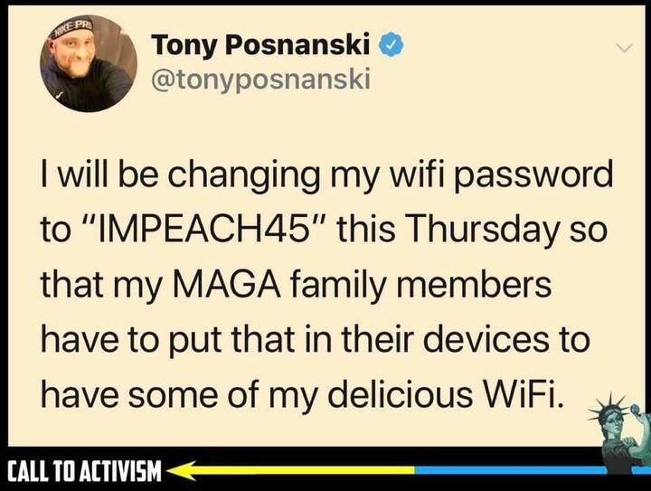 Well done, Tony