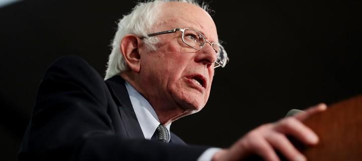Sanders is now the frontrunner?