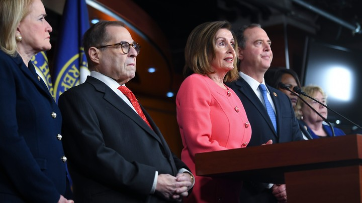 Dems: Trump is a danger to US