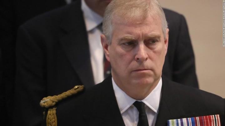Why Queen Elizabeth had to let Prince Andrew go?