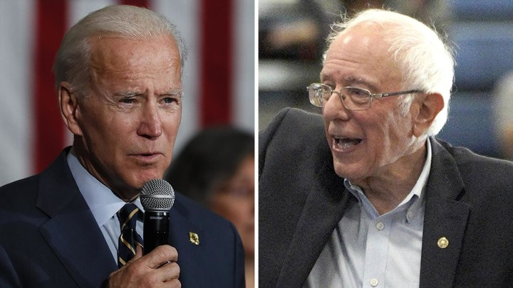 Sanders would not have a Republican as a vice-president