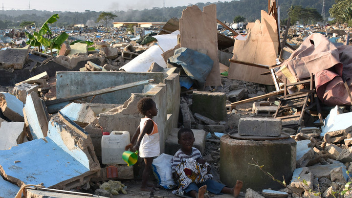 Africa about to become home to 90% of the world's poor