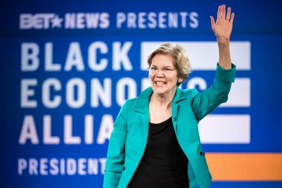 Warren asks for additional donations