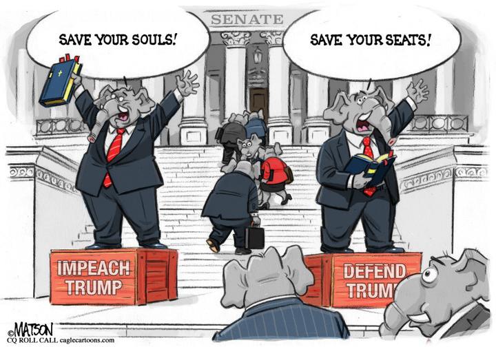 Seats or souls?