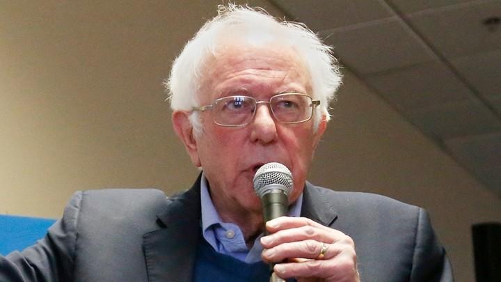 Sanders calls for solidarity